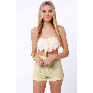 Lost Lace Shorts
